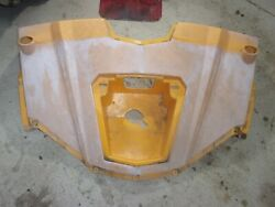2015 Bennche Cowboy 250 Hood Front Plastic Cover Guard Faded