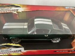 Joyride The Fast And Furious 1967 Ford Mustang 1/16 Scale Minicar Rare