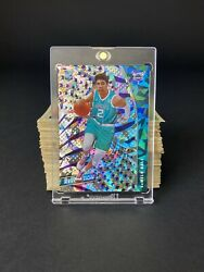 20-21 Panini Revolution 140 Lamelo Ball Hornets Rc Rookie 6/8 New Year Gold Holo