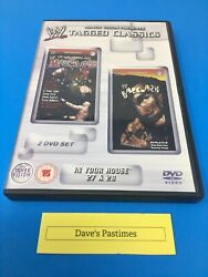 WWF WWE TAGGED CLASSICS DVD IN YOUR HOUSE 27 amp; 28 Backlash REGION 2 $59.97