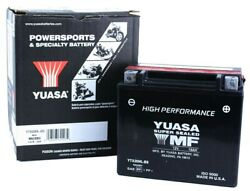 Yuasa Ytx20hl-bs Excelsior Henderson Super X And03999-and03900 Agm 12v Battery