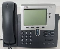 Lot Of 12 - Cisco 7942 Cp-7942g Ip Business Voip Phone Telephone