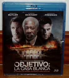 Target The White House Olympus Has Fallen Blu-ray New Sealed Sleeveless Open