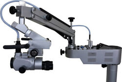 3 Step Table Mount Ent Examination Microscope - All Medical Device Led Iight
