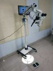 Gss 3 Step Ear, Nose, Throat Microscope - Excellent Visualization Worldwide Ship