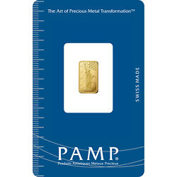 L@@k Pamp 1g Gold Bar |statue Of Liberty| Minted Survival Investment