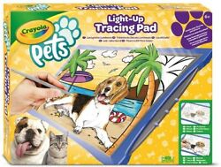 Cr-crayola Pets Tracing Pad Slate Bright Toys Online In Promo