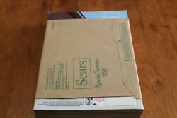 Vintage Sears Roebuck And Co. Spring Summer 1976 Catalog Seattle Mailing Sleeve