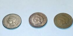 Indian Head Penny Collection Complete High Quality Condition