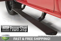 Amp Research Plug-n-play Power Steps For 17-19 Super Duty Supercab/supercrew
