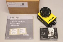 Cognex In-sight Is7400-01-520-000 Is7400 Barcode Reader 821-0084-41r Ovp