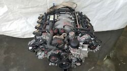 07-09 Mercedes W221 Cl550 S550 4matic Awd Engine 104k Miles