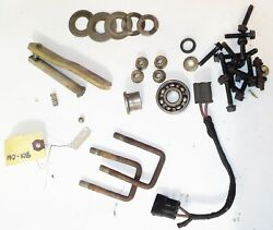 Peerless 5 Speed Transmission 801-060 Assorted Parts And Hardware