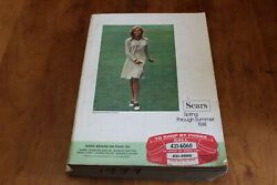 Vintage Sears, Roebuck And Company Spring Summer 1974 Catalog 1,426 Pages Midwest