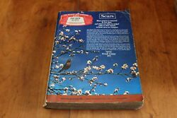 Vintage Sears, Roebuck And Company Spring Summer 1972 Catalog 1,074 Pages Chicago