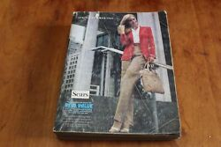 Vintage Sears Roebuck And Company Spring Summer 1982 Catalog 1434 Pgs Midwest/east