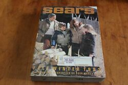 Vintage Sears Roebuck And Company Fall Winter 1983 Catalog 1518 Pages Midwest/east
