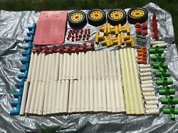 Vintage Playskool Pipeworks Deluxe Set 3000 W/instructions Complete