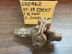 1937 1938 1939 Chevy Car And 1/2 Ton Truck 3 Speed Universal U-joint New 521