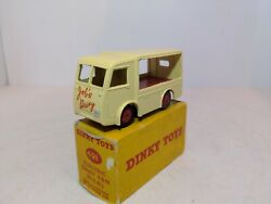 Dinky Toys 30v Electric Jobs Dairy Van, 1960 -promotional Version- Mint