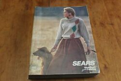 Vintage Sears Roebuck And Company Fall Winter 1988 Catalog 1,142 Pages Gently Read