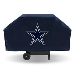Rico Industries Dallas Cowboys Deluxe Nfl Football 21x 35 X 68 Grill Cover