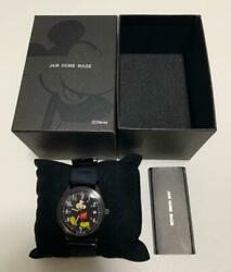 Secret Mickey Watch Type 2 Full Color Watch Jam Home Made Japan Minny