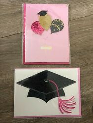 Papyrus Graduation Greeting Cards For Her High Quality - Nip 19.45 Value