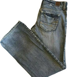 American Eagle Womenand039s Ultra Low Size 0 Regular Stretch Distressed Denim Jeans
