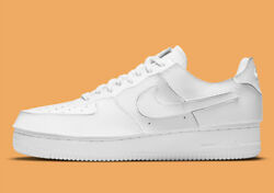 Lowest Cost New With Box Nike Air Force 1 Low White Cv1758-100