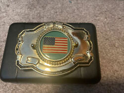 American Flag 🇺🇸 Removable For Coin Belt Buckle