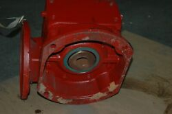 Speed Reducer, Acrison, Id 207-0038, Model 6msf, Ratio 151, To Be Same As S/