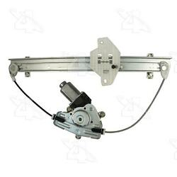 For Hyundai Accent Rear Left Power Window Motor And Regulator Assembly Aci