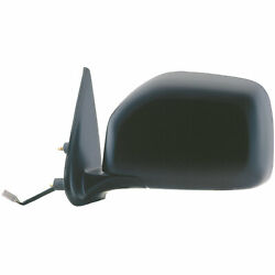 K-source 70044t Replacement Mirror For 01-04 Toyota Tacoma Driver Side