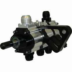 Moroso 22323 Dry Sump Oil Pump For Door Cars 3 Stage Right Side Bracket