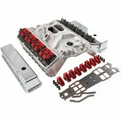 Speedmaster Pce435.1001 Hydraulic Flat Tappet Top End Engine Kit Small Block Che