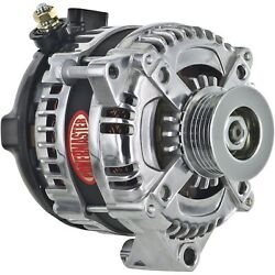 Powermaster 867861-1 Gm 12si-style Alternator Polished 1-wire 175 Amp 6 Groove B