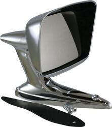 Outside Rear View Mirror Assembly - Chrome - Ford 49-28563-1