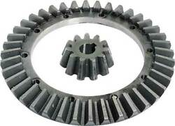 Model T Ford Ring And Pinion Gear Set - Standard 3.631 Ratio- 40 Tooth Ring Gear