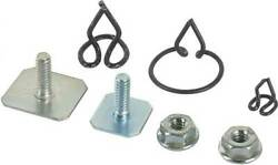 Trim Clip Kit - 96 Pieces - Ford Deluxe 32-10191-1