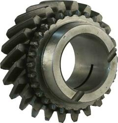 Transmission Second Gear - 3 Speed - 22 Helical Teeth - With Bushing - 1.582 -