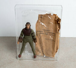 Mego 8 Planet Of The Apes Mailer Bagged Cornelius Not Mailer Box 1 Of A Kind