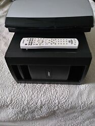 Bose Lifestyle 38 Series Iv 5.1 Channel Home Theater System Black