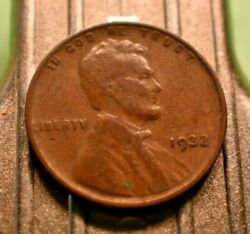 Better 1932-p Lincoln Wheat Cent 1c. 7226