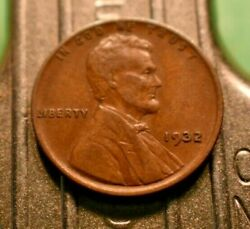 Better 1932-p Lincoln Wheat Cent 1c. 7210