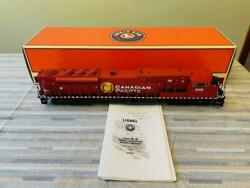 Lionel 6-18271 Sd-90 9129 Canadian Pacific Diesel Loco / Ln - Excellent+