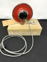 Vintage Boesch Lamp Right O Way Automobile Left Right Marker Turn Signal Light