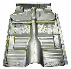 Sherman Parts 727-46hc Complete Floor Pan Assembly 1955-57 Bel Air Hardtop With