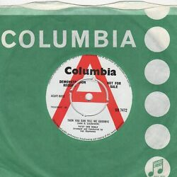 Patsy Ann Noble Then You Can Tell Me Columbia Demo Db7472 Soul Northern Motown