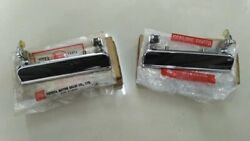 Toyota Hilux Rn20 Rn251972-77outer Outside Door Handle Lh+rh Genuine Nos Japan